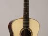 guitare folk météore vue 3/4